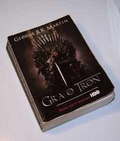 George R.R. Martin - 'Gra o Tron' - Recenzjonistycznie #graotron #gameofthrones