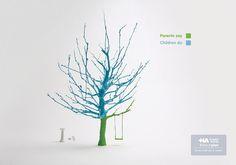 26 Campañas de publicidad minimalista que molan | OLDSKULL