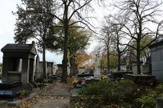 Cimetière Montparnasse, Paris