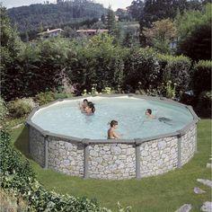 1000 id es sur le th me piscine hors sol acier sur pinterest piscines hors. Black Bedroom Furniture Sets. Home Design Ideas