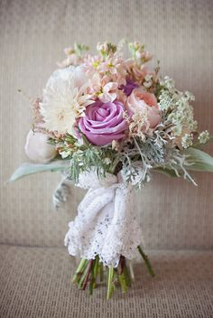 I've never received flowers (sad i know)...but I only dream of the day when I will. Its seems like such a sweet, and elegant gift...