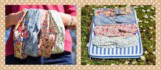 Entre puntos y puntadas: Cintas para el pelo Diaper Bag, Bags, Fashion, Stitching, Bias Tape, Handbags, Moda, Fashion Styles, Diaper Bags