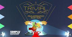 Participa tú también en el Trivial por el Aniversario Ahorro de Simply y llévate uno de los 10 carros de la compra que sorteamos. ¡Demuestra todo lo que sabes y gana!