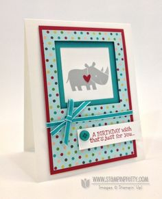 http://www.stampinpretty.com/2013/06/zoo-babies-rhino-fit-for-framing.html, zoo babies, #kids, #bigshot, #framelits