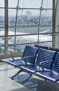 Dubai Airport T3-C2 - meeting seating system