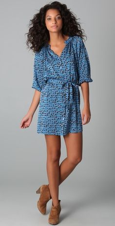 I want to know where I can get shirt dresses like this here in Manila. Preferably in crisp white or cream.