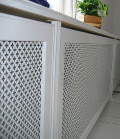 Perforert metall - till vitrinskåp i köket? RM Perforering CPS11.5M158