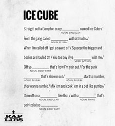 Ideas For Engagement Party Games Ice Breakers Mad Libs Free Mad Libs, Marie Claire, Mad Libs For Adults, Funny Mad Libs, Mad Lips, Games For Ladies Night, Engagement Party Games, Hip Hop Party, Straight Outta Compton