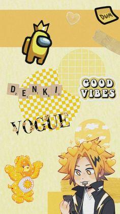 Cute Denki wallpaper! Part 2