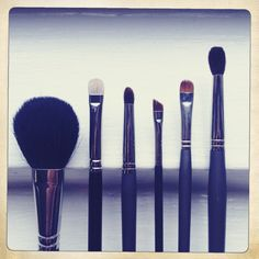 Making Faces: The Most Essential Makeup Brushes
