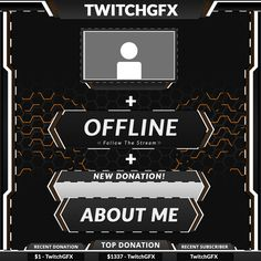17 Best Twitch Design Inspo Images Design Overlays