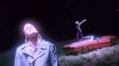 cinemagraph:'The whole world's comin' to an end, Mal!'  Natural Born Killers (1994)