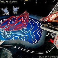 PANIC! AT THE DISCO-DEATH OF A BACHELOR  CD NUEVO | eBay