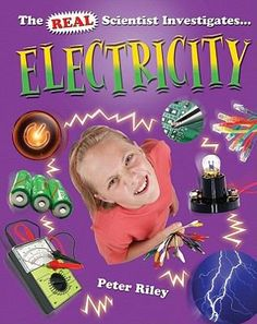 Striking electricity -- How to be a real scientist -- Super charged -- Fantastic static -- Conducting current -- Brilliant batteries -- Super switches -- Security system -- Magnetic fields -- Super electromagnets -- Generators and motors -- Scientific circuits -- Results and answers -- Further information Simple Circuit, Science Curriculum, Magnetic Field, Children's Literature, Student Learning, Investigations, Magnets, Homeschool, Generators