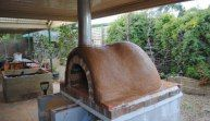 Clay Cob Oven Progress