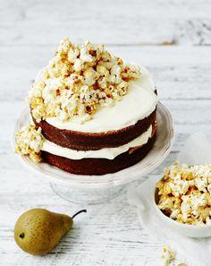 Vanilla Cake, Cake Recipes, Food And Drink, Snacks, Eat, Desserts, Cakes, Decor, Dump Cake Recipes