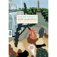 Edward Bawden's Kew Gardens | Kew Gardens Gift Shop