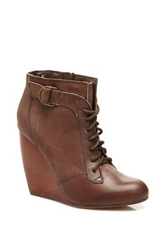 Perfect Fall Wedges