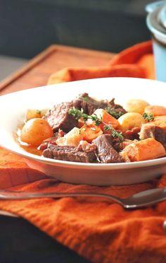 Best Ever Crockpot Beef Stew