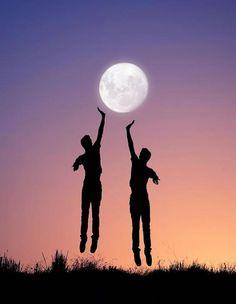 Jugando con la Luna (Fotos) | Planeta Curioso