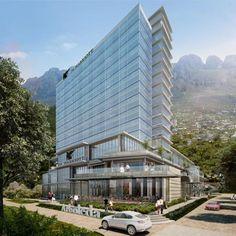 JW Marriott Hotels & Resorts to open 250-Room LEED certified luxury hotel in Monterrey, Mexico in 2019