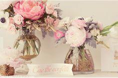 Beautiful Flower Party arrangements !!