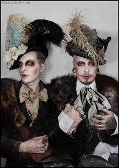 Thomas and Morgan by ValentinPerrin on deviantART