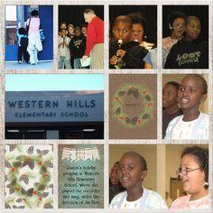 Family Album 2007: Paxtyn's Holiday Program