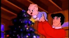 The Chipmunks - Here Comes Santa Claus - Right Down Santa Claus Lane - Natale - YouTube