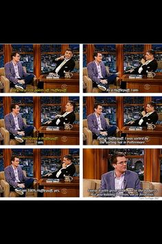 John Green, the Hufflepuff. This makes me so happy, you don't even know!