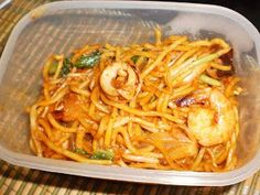 Tertunailah Hasrat Di Hati: Resepi Mee Goreng Mamak Mee Goreng Mamak, Malaysian Food, Cooking Time, Noodles, Dishes, Eat, Ethnic Recipes, Macaroni, Malaysian Cuisine