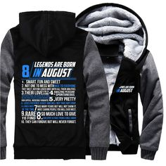 NEW ARRIVAL!  Legends are born ...  order here:http://familyloves.com/products/legends-are-born-in-august-new-hoodie-2017?utm_campaign=social_autopilot&utm_source=pin&utm_medium=pin #dadgift #momgift #nativeamerican #dadquotes #fatherday #motherday