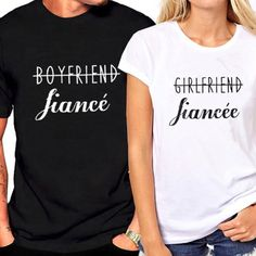 Smarter Shopping, Better Living! Aliexpress.com Matching Couple Shirts, Couple Tshirts, Disney Inspired Fashion, Disney Fashion, Plus Wedding Dresses, Valentine T Shirts, Valentines, Disney Bound Outfits, Fandom Fashion