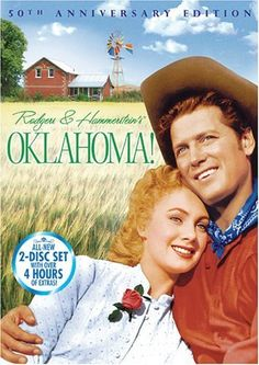 Oklahoma! (1955) - Classic musical with good old-fashioned dancin' and territorial bickerin'