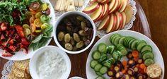 Pequeña selección de recetas frescas, ligeras y sabrosas para pasar los días más calurosos.