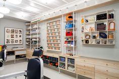 Fort Standard // retail store+barbershop design by Fort Standard