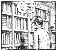 Books. Harvey Pekar