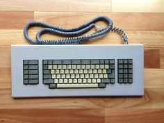 Vintage Sun Microsystems Keyboard
