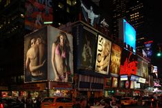 put your pic or LoGo on a Public BiLLBOARD in NY by arozpj92