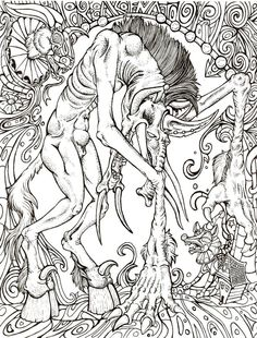 Find This Pin And More On Adult Colouring