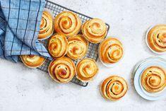 Dallaspullat Irish Cream, Muffin, Cupcakes, Baking, Breakfast, Desserts, Food, Kite, Morning Coffee