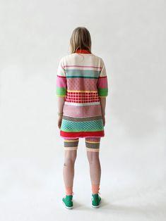 Allknitwear from Annie Larson via @pikaland