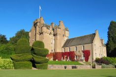 Crathes Castle: Top Historical Site in Aberdeen, Nov 2013