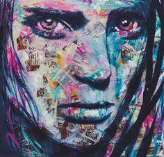 www.frankehollywood.com painting art frank e hollywood kunst schilderij