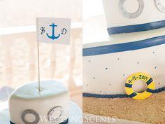 Wedding Design - Anchor編- の画像|ハワイウェディングプランナーNAOKOの欧米スタイル結婚式ブログ