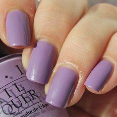 O.P.I ~ Do You Lilac It?  #opi #doyoulilacit #opidoyoulilacit #tvdopi