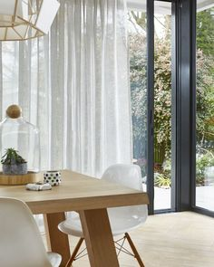 We have a variety of colors and Sheer Curtains lengths to brighten up your home. We customized curtains with quality fabrice at cheap price. Sheer Linen Curtains, Home Curtains, Blackout Curtains, Modern Hospital, Window Sheers, Beautiful Curtains, Made To Measure Curtains, Windows And Doors, Home Furniture