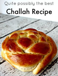 Best Pretzel Challah Recipe Recipe on Pinterest