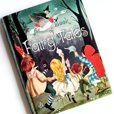 Vintage A Book of Fairy Tales