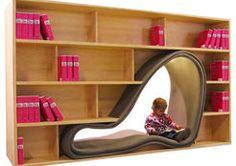 Cave Bookshelf 2012